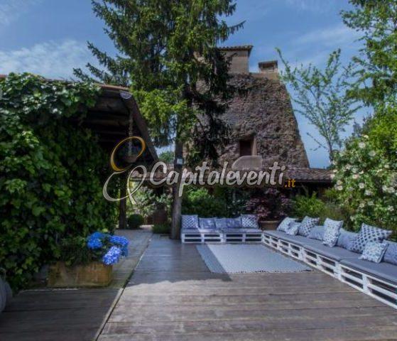 Villa Geta Roma Appia 4