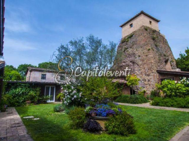 Villa Geta Roma Appia 2