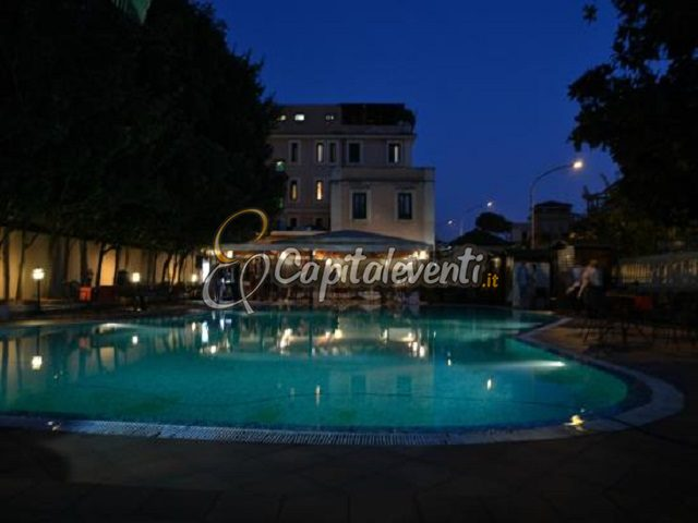Grand Hotel Gianicolo Roma 5