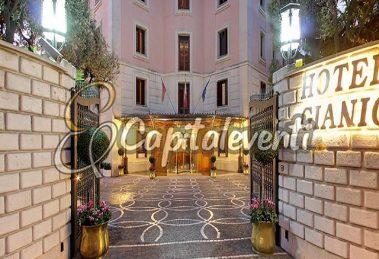 Grand Hotel Gianicolo Roma 8