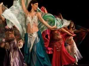 Danzatrice del ventre Roma