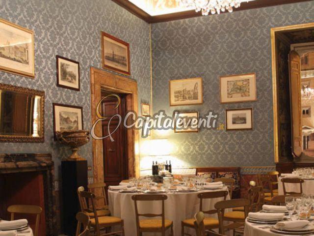 Palazzo Ferrajoli Roma 2