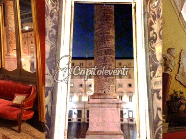 Palazzo Ferrajoli Roma 4