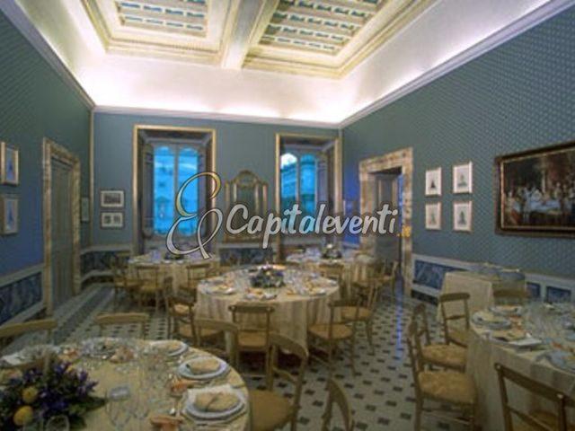Palazzo Ferrajoli Roma 8