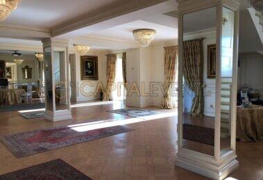 Villa Strampelli Roma 9