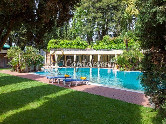 Villa Veientana Roma 8