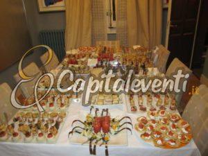 Festa di Laurea a Casa: Buffet