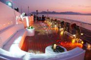 Festa di Laurea In Barca