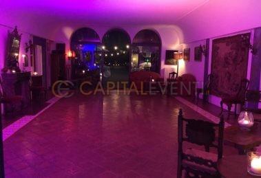 Villa Sospisio Trastevere Roma 16