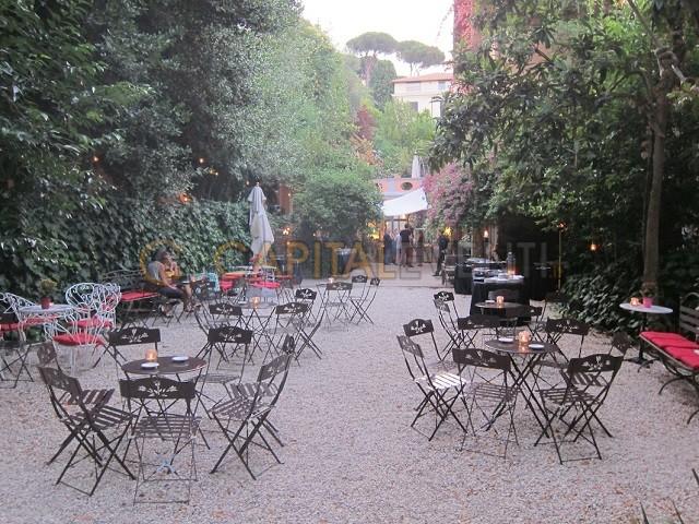 Villa Sospisio Trastevere Roma 23